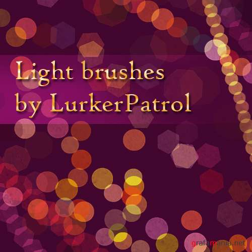Light brushes by Lurker Patrol