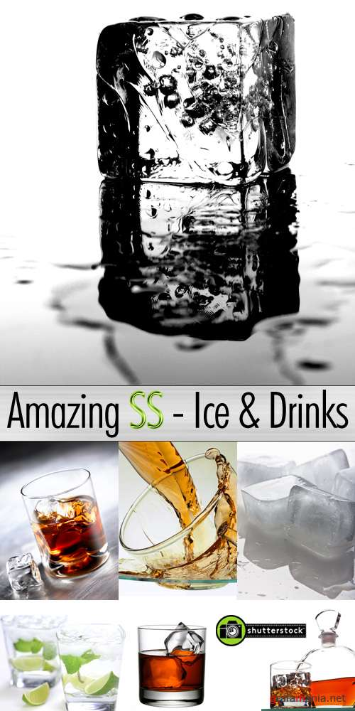 Amazing SS - Ice & Drinks | Лёд & Напитки