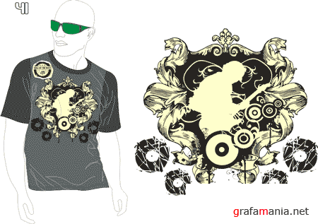 T-shirt Vector Design