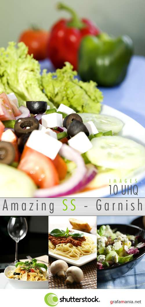 Amazing SS - Garnish | Гарниры