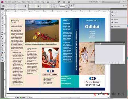 Adobe InDesign 6.0.4 CS4
