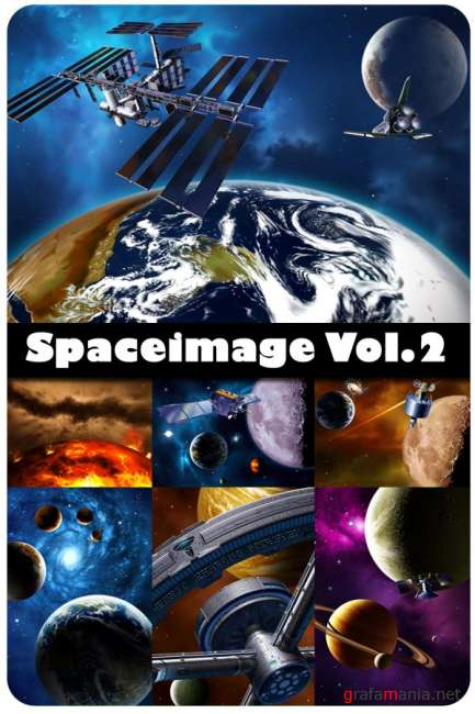 Spaceimage Vol 2