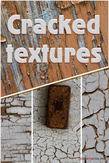 Cracked-paint-textures