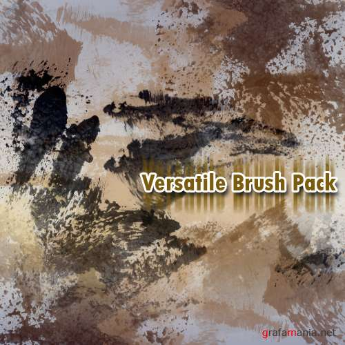 """Versatile Brush Pack"" for Photoshop"
