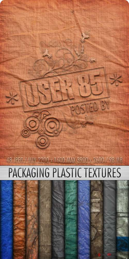 �������� - Packaging Plastic Textures