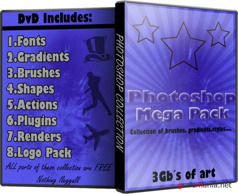 Photoshop Designer collection (2007-2009)