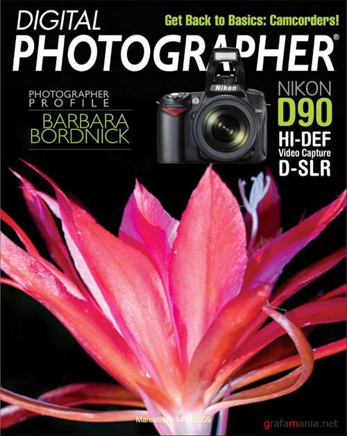 Digital Photographer Spring 2009