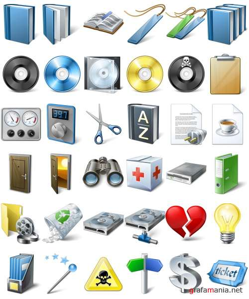 IconExperience V-Collections. Basic Foundation Icon