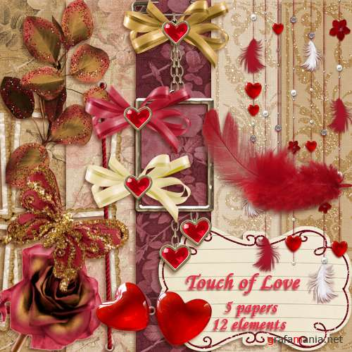 "����� - ����� ""Touch of Love"""