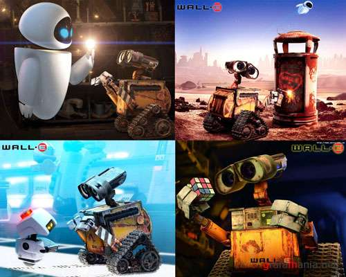"Wallpapers ""Wall-e"""