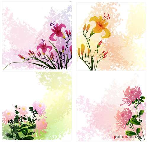 Asadal Flower Backgrounds