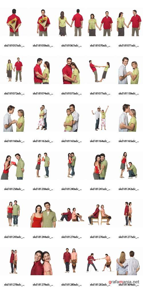 Stockdisc | SD105 | Couples | Пары