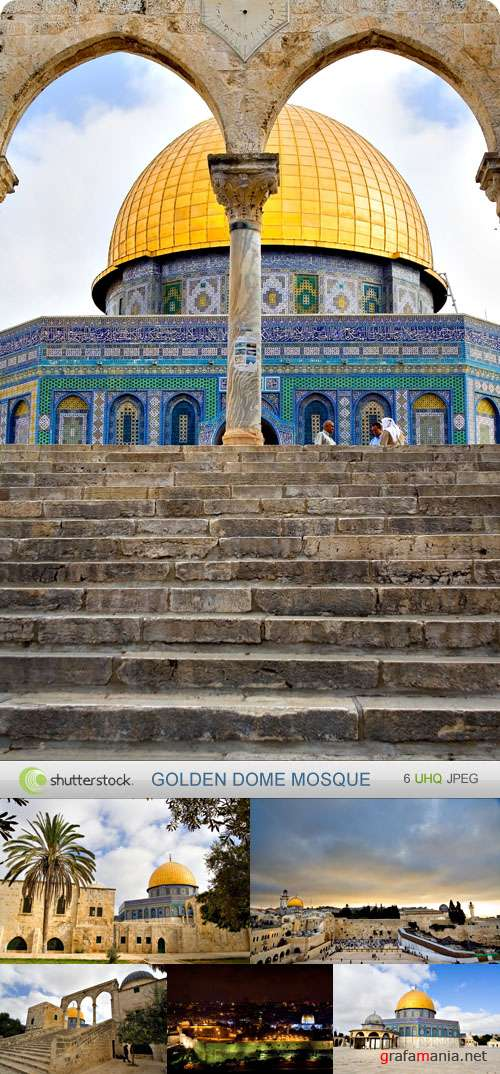 Amazing SS - Golden Dome Mosque