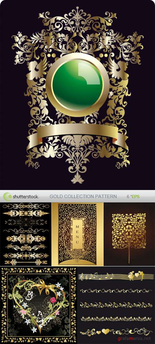 Amazing SS - Gold Collection Pattern