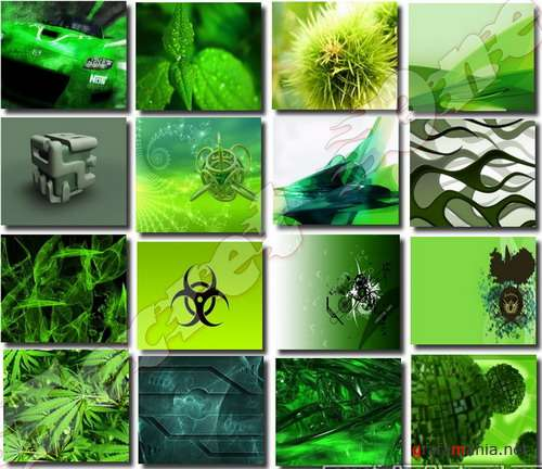 96 Green Wallpapers