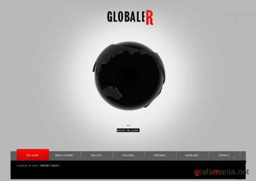 Flash site GLOBALER