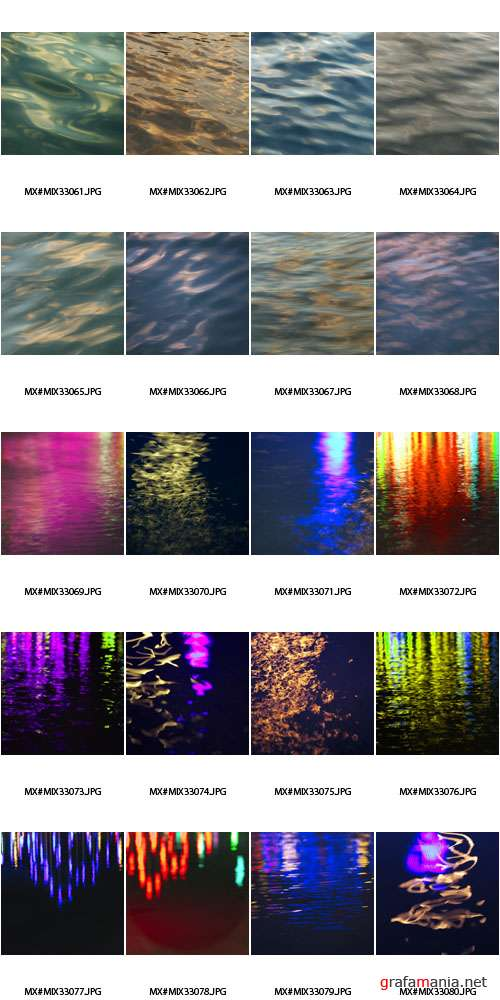 Mixa | MX140 | Water Expression