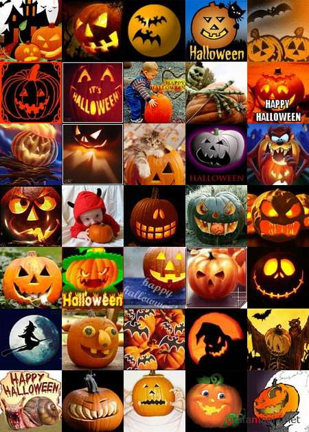 Halloween Avatars collections