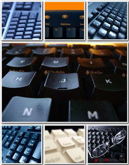 Keyboards clipart - ������������ �������