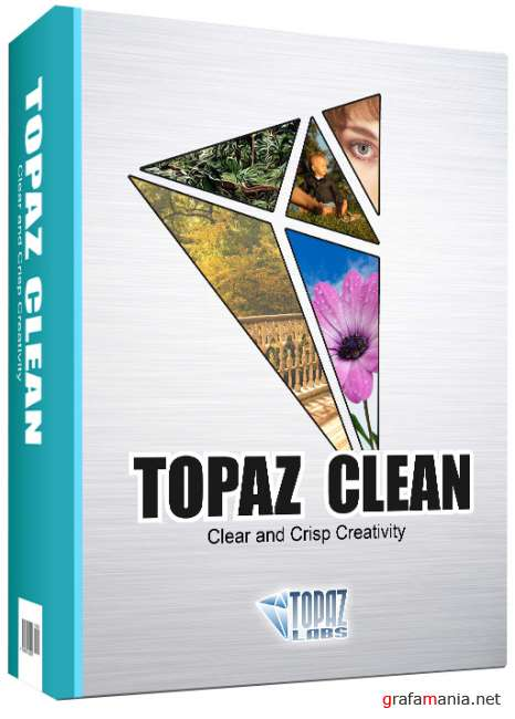 Topaz Clean 2 V 2.10 (+ Руссификатор)
