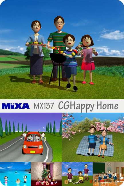 CGHappy Home
