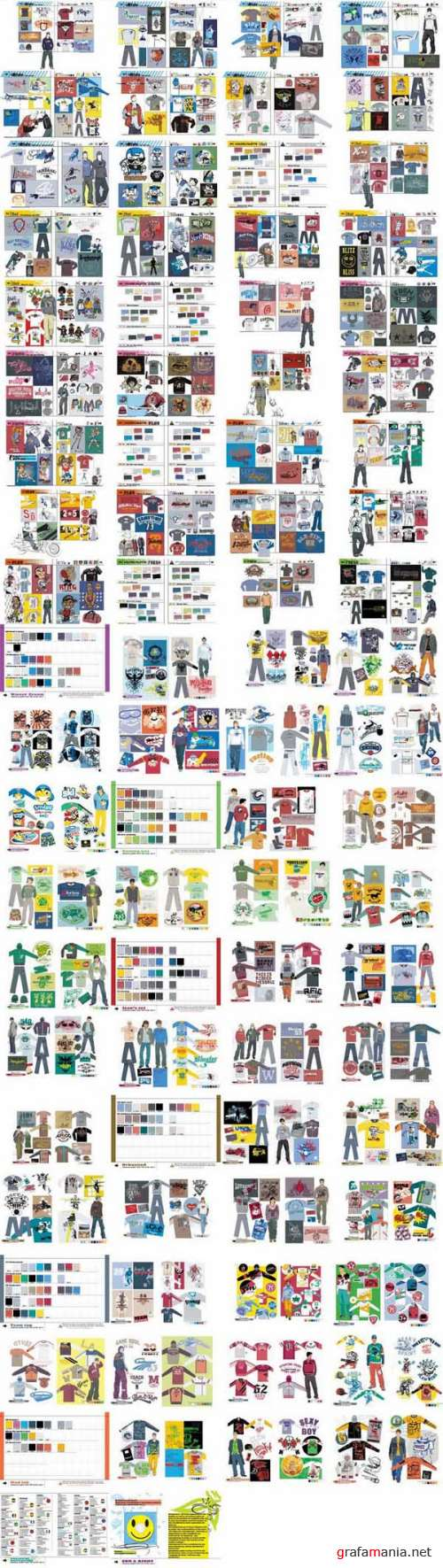 Reference Graphic Books (1-2 Part)