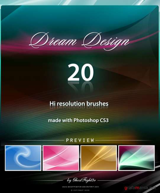 Dream Design drushes