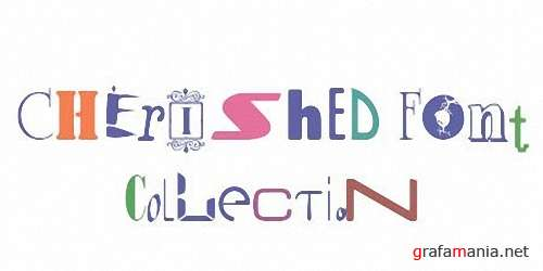 Cherished Fonts Collection (2009)