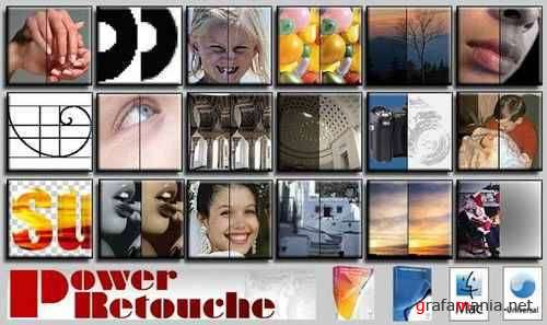 Power Retouche Retouching Suite v7.5 RUS