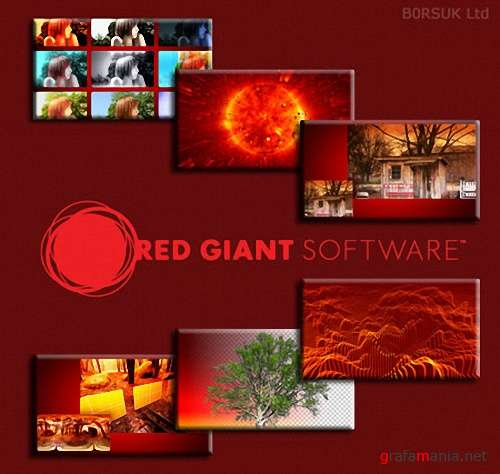 Red Giant Software Full Collection (2009.11.18)