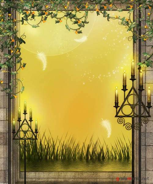 Castle Fantasy backgrounds