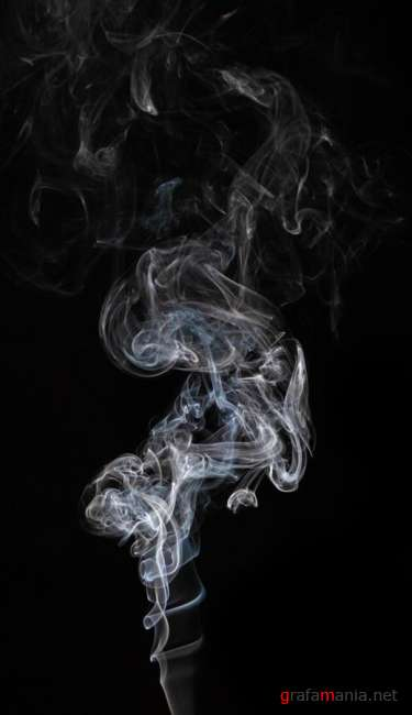 Smoke stock photography
