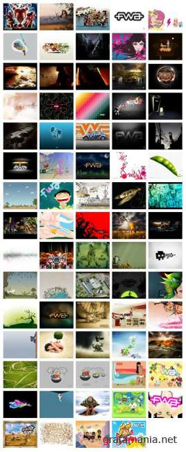 Creative  Wallpapers by FWA
