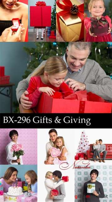 BX-296 Gifts and Giving