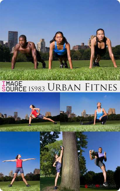 IS983  Urban Fitness