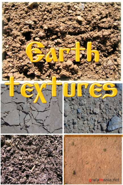 Textures -  Earth