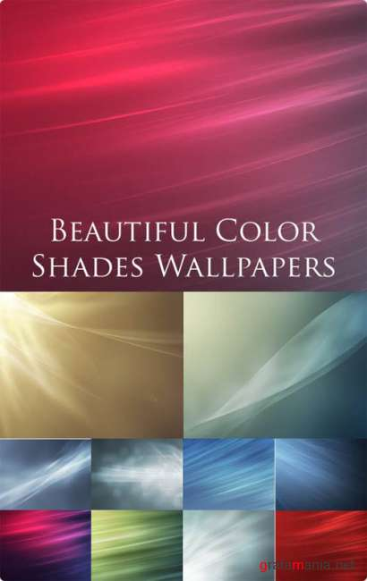 Beautiful Color Shades Wallpapers