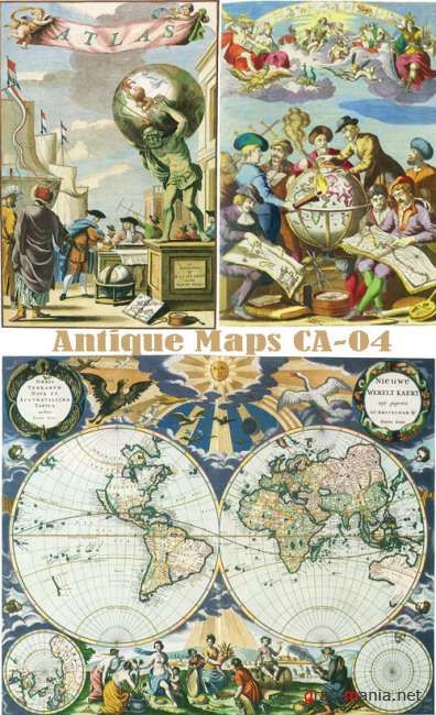 Antique Maps CA-04