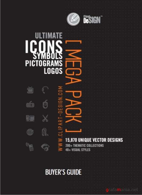 Ultimate Icons Mega Pack