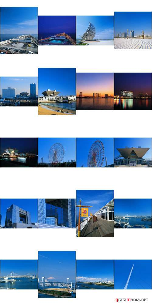 Mixa | MX-083 | Waterfront of Yokohama