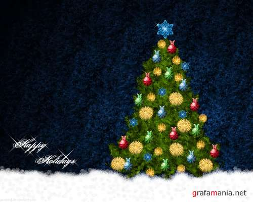 Сhristmas background