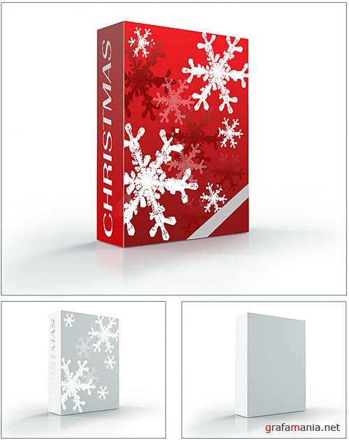PSD Christmas box