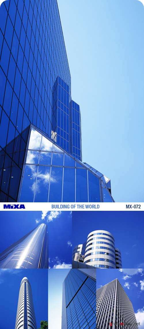 Mixa | MX-072 | Building of the World