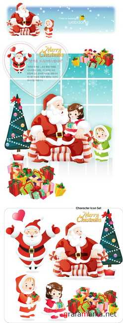 Vector - New Year and Christmas Pack#3