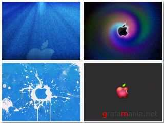 Apple Wallpapers Pack