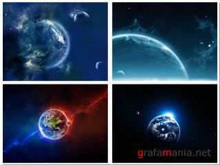 Earth Wallpapers Pack
