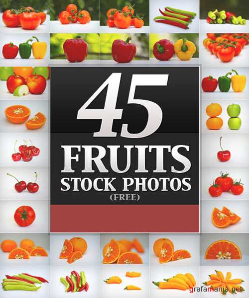 45 High Quality Fruits Stock Photos