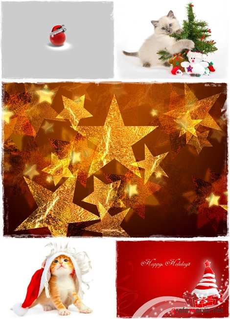 Wallpapers - New Year and Christmas Pack#4