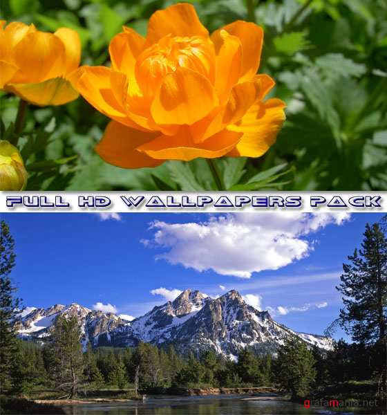 Full HD Wallpapers Pack (2) - ���� �� ������� ����