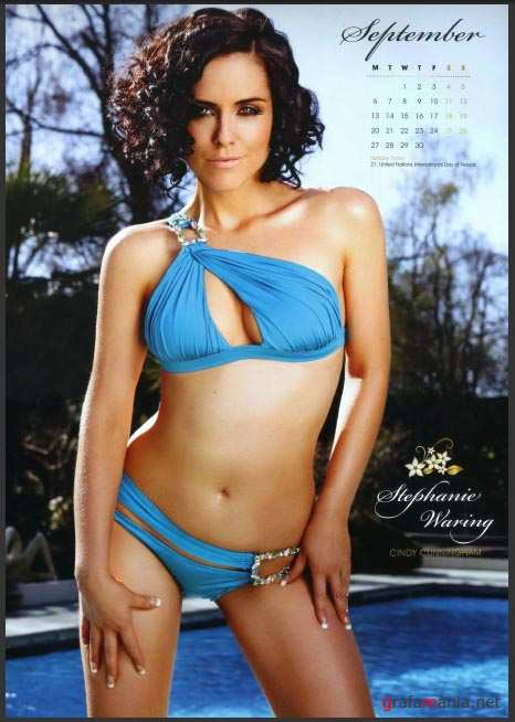 Hollyoaks Babes  Official Calendar 2010